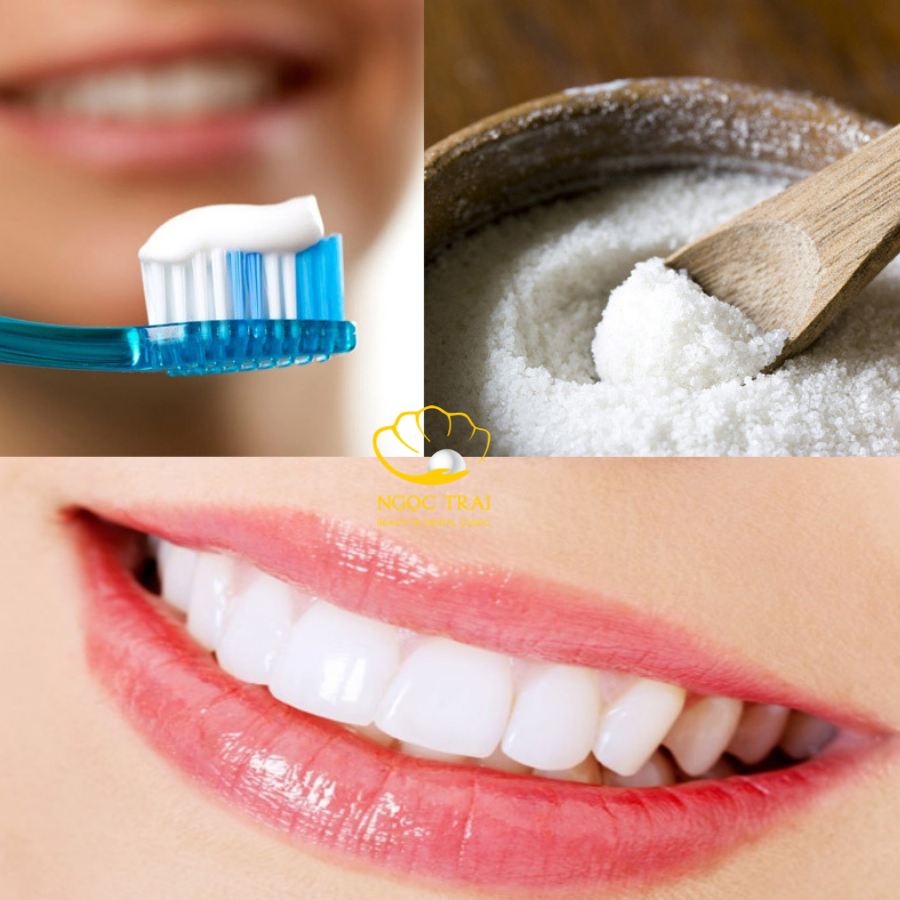[Hướng Dẫn] Cách Làm Trắng Răng Sau 1 Đêm Với Baking Soda
